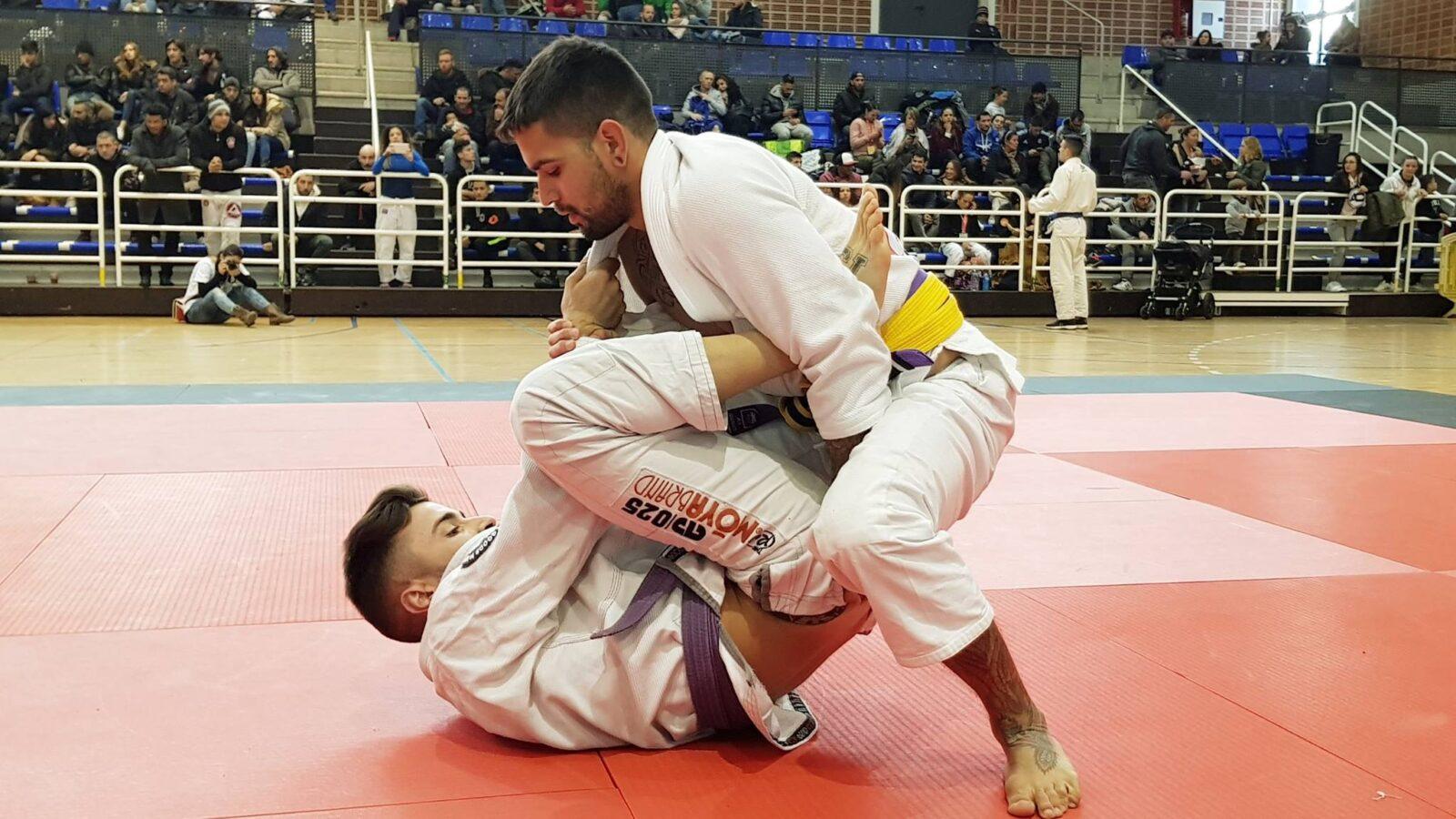 BJJ SA FIGHT COMPANY EN BILBAO