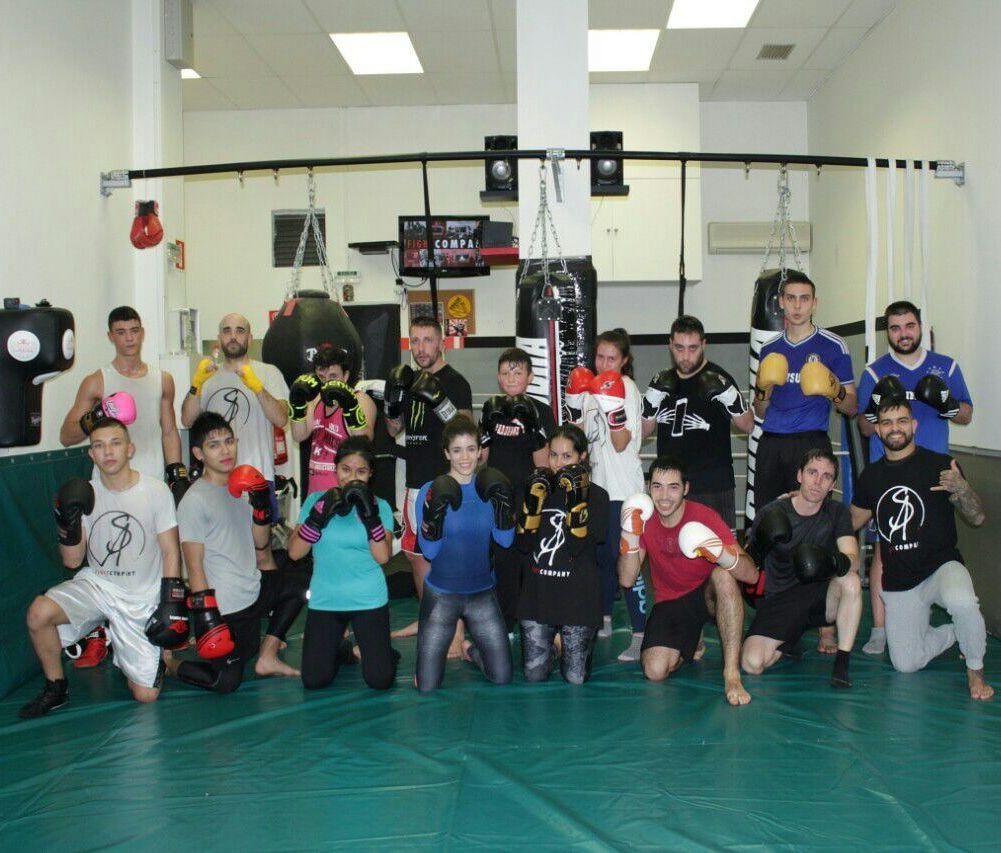CLASES DE BOXEO SA FIGHT COMPANY