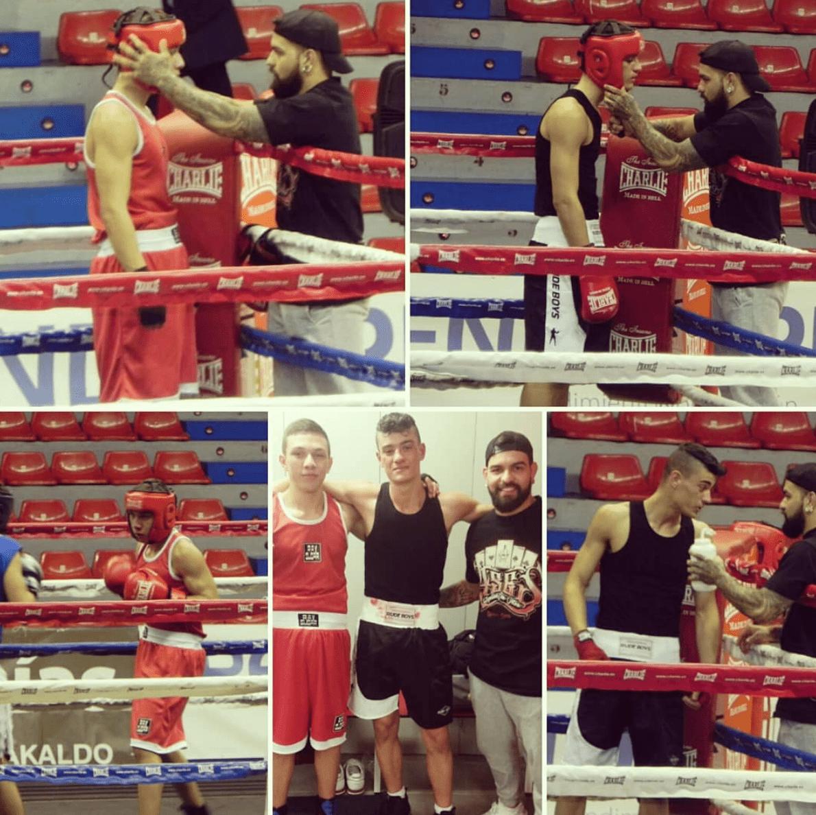 competición boxeo sa fight company