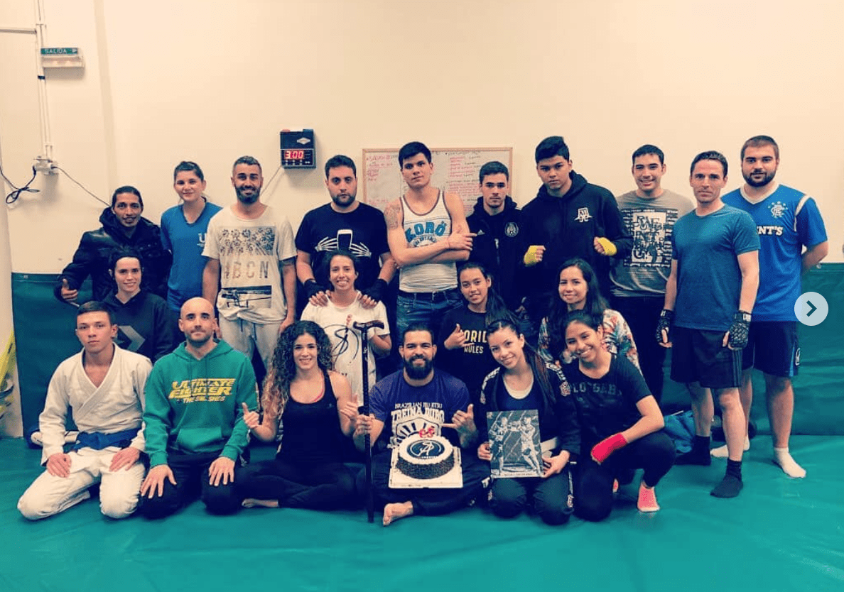 equipo sa fight company bilbao
