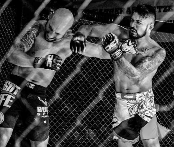 MMA SA FIGHT COMPANY BILBAO