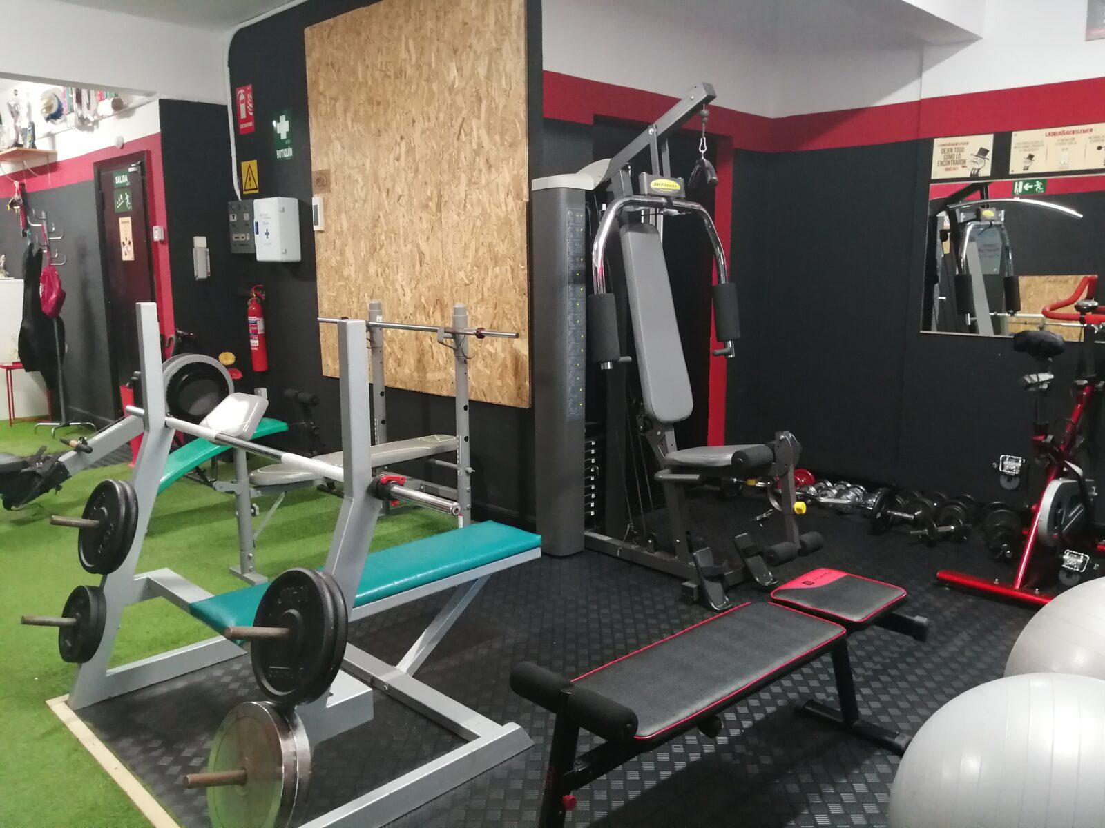 entrenamiento físico libre en deusto