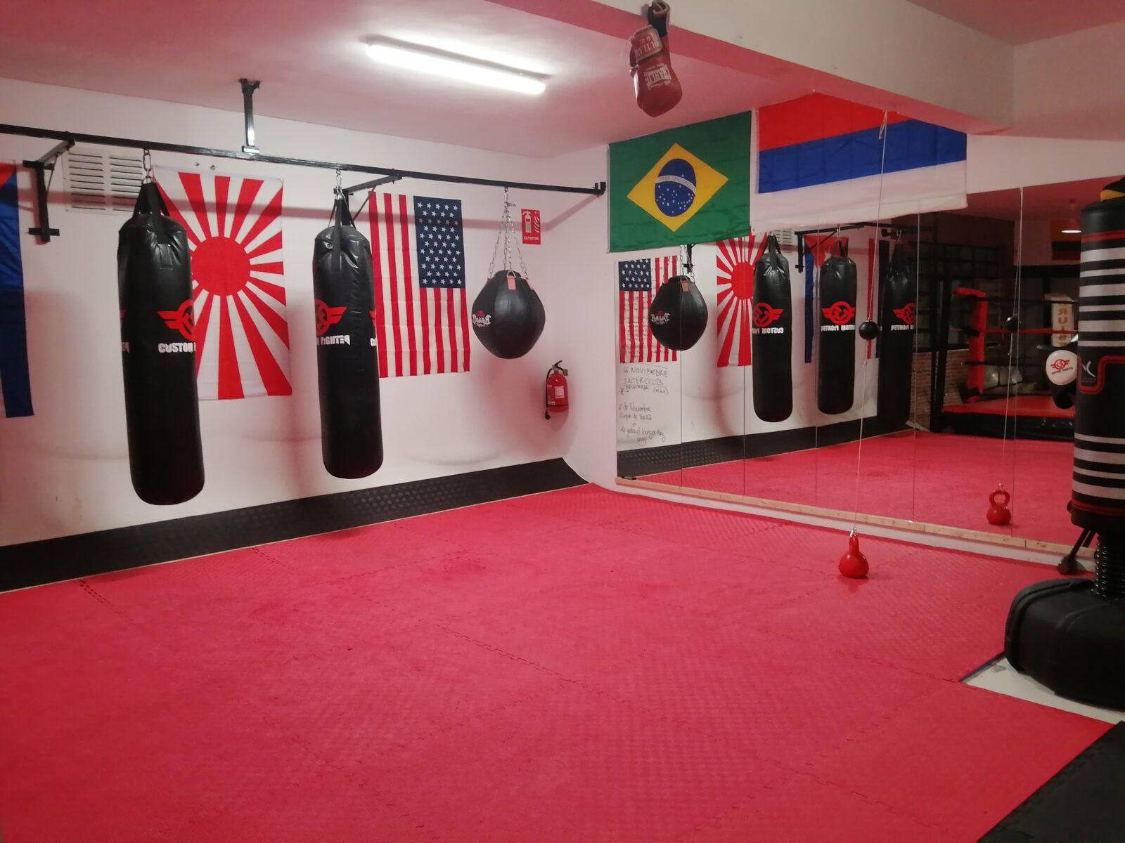 boxeo sa fight company