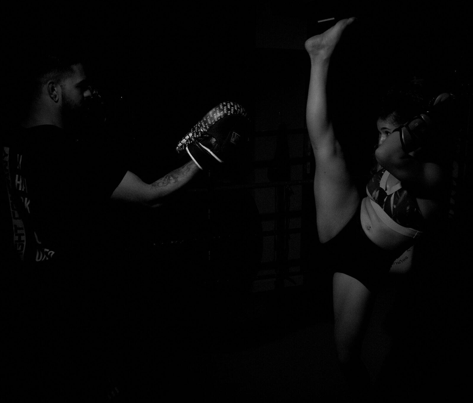clases de kick boxing en bilbao