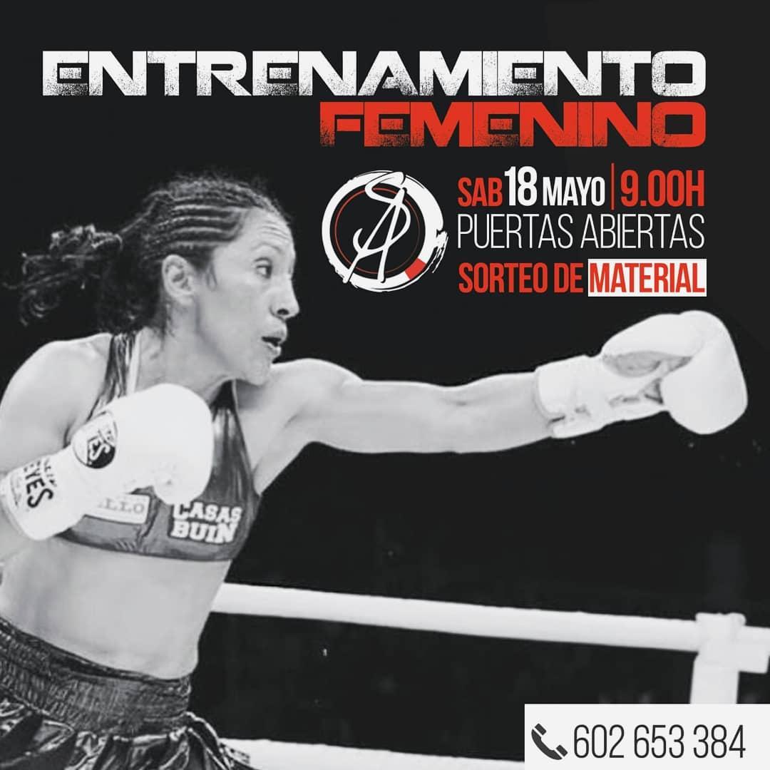 clases de boxeo para mujeres en bilbao