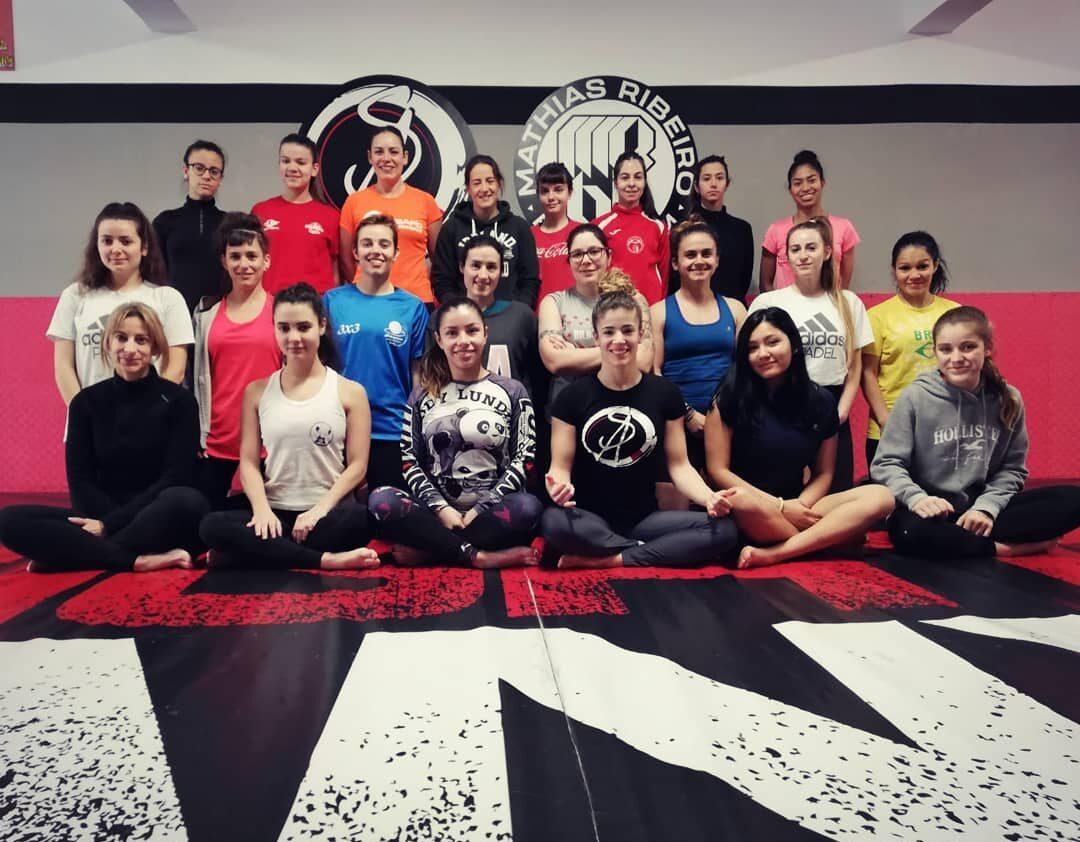 clases de defensa personal para mujeres en bilbao