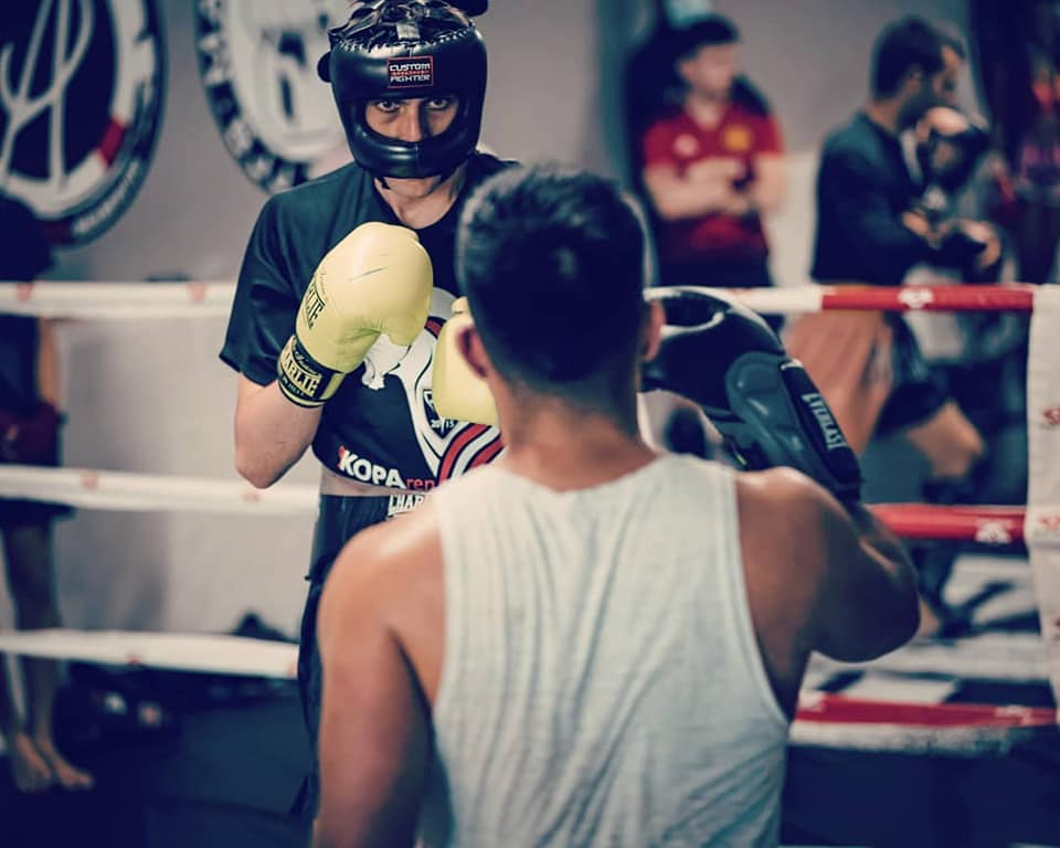 clases de boxeo en sa fight company