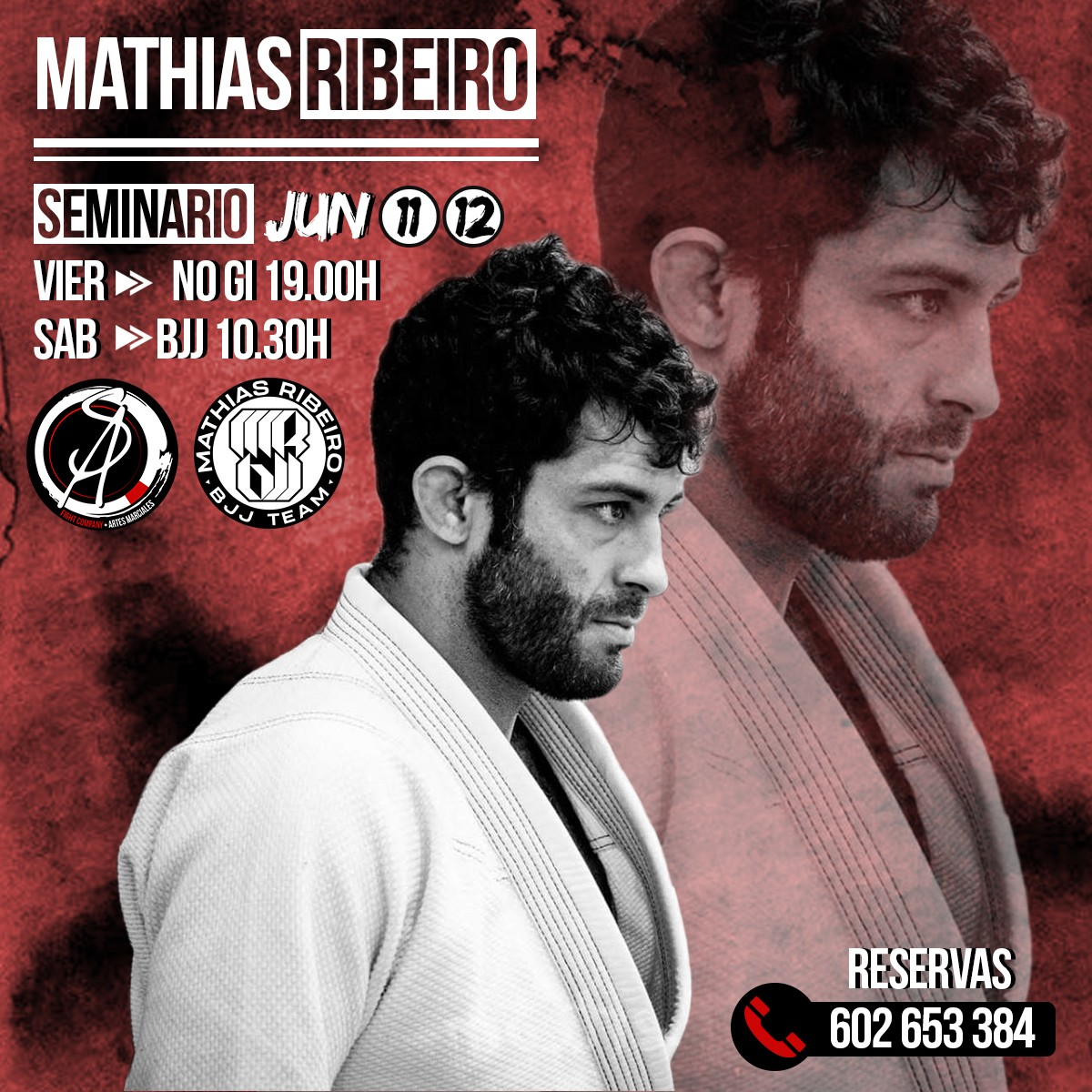 seminario mathias ribeiro en sa fight company